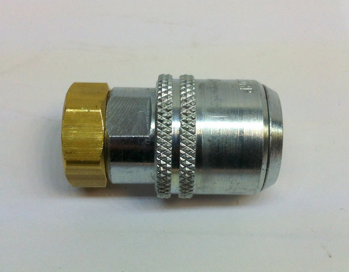 LARGE BORE CLIP ON CHUCK