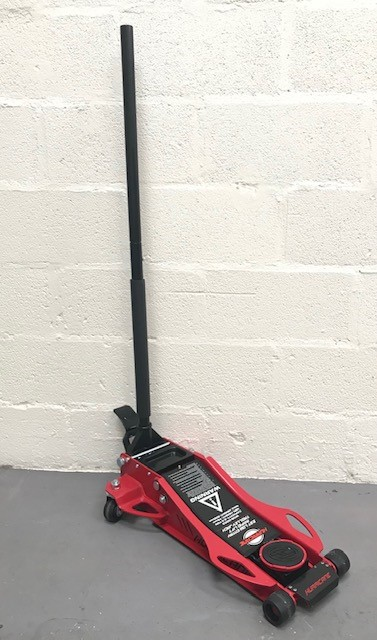 2.5T LOW ENTRY TROLLEY JACK