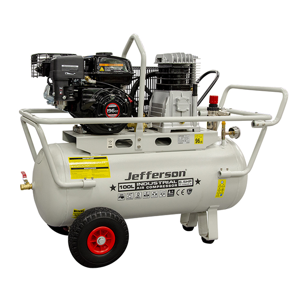 Petrol Compressor 100L 6.5HP