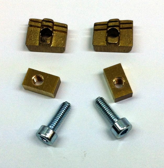 RILLFIT BLADE CLAMP SET