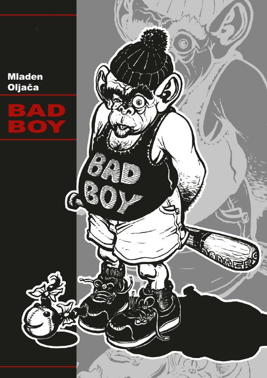 Bad Boy (Bad Boy - Mladen Oljaca)