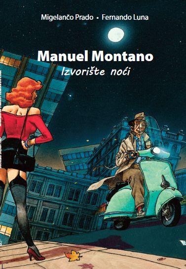 Manuel Montano (Manuel Montano - Miguelanxo Prado)