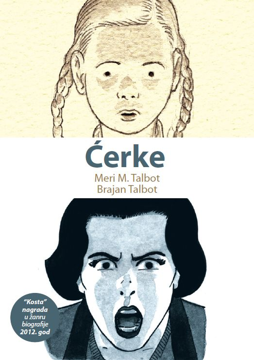 Cerke (Dotter of her Father's Eyes - Bryan Talbot)