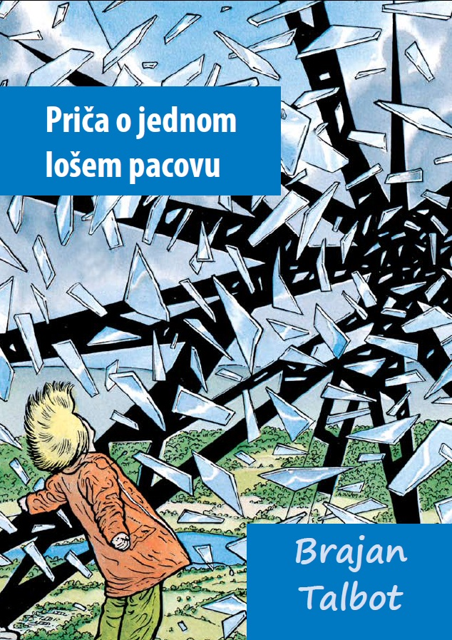 Prica o jednom losem pacovu (The Tale of One Bad Rat - Bryan Talbot)
