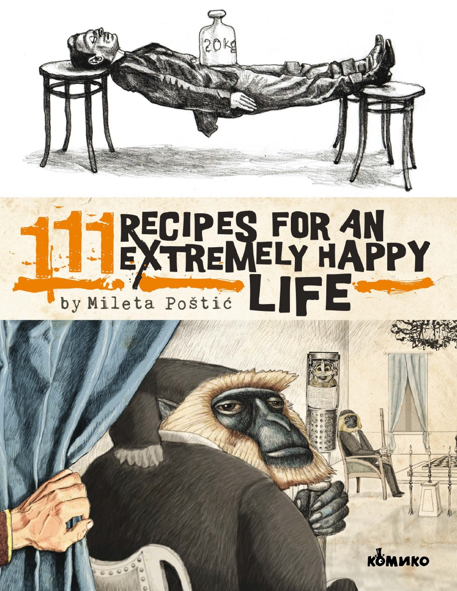 111 Recipes for an Extremely Happy Life
