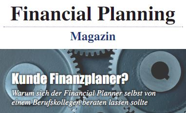 FINANCIAL PLANNING Magazin