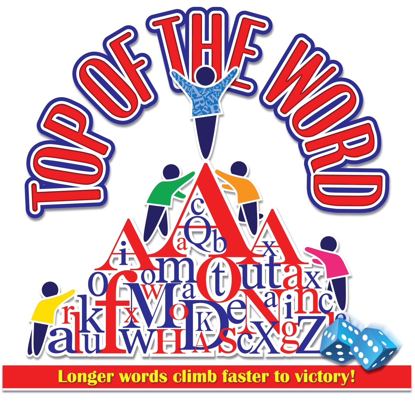 """Top Of The Word"" Board Game"
