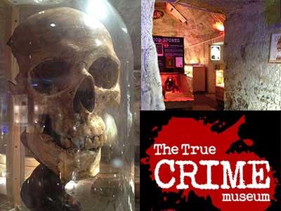 SDS Signature Ghost Hunt: True Crime Museum, TBC