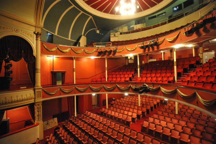 Sussex Darkside Serious Paranormal Entertainment Hippodrome Theatre