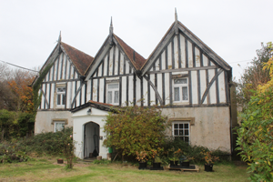 Ghost Hunt at Langney Priory, 7th November 2020