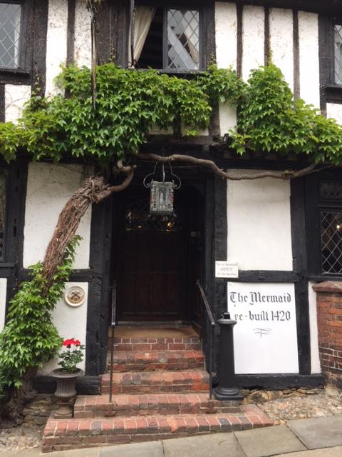 SDS Signature Ghost Hunt: Mermaid Inn, Thursday 9th January 2020