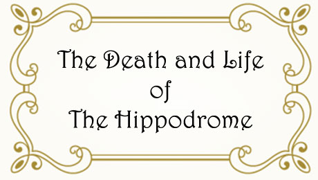 SDS Theatrical Production: Hippodrome Theatre, 28th October, 7.30pm