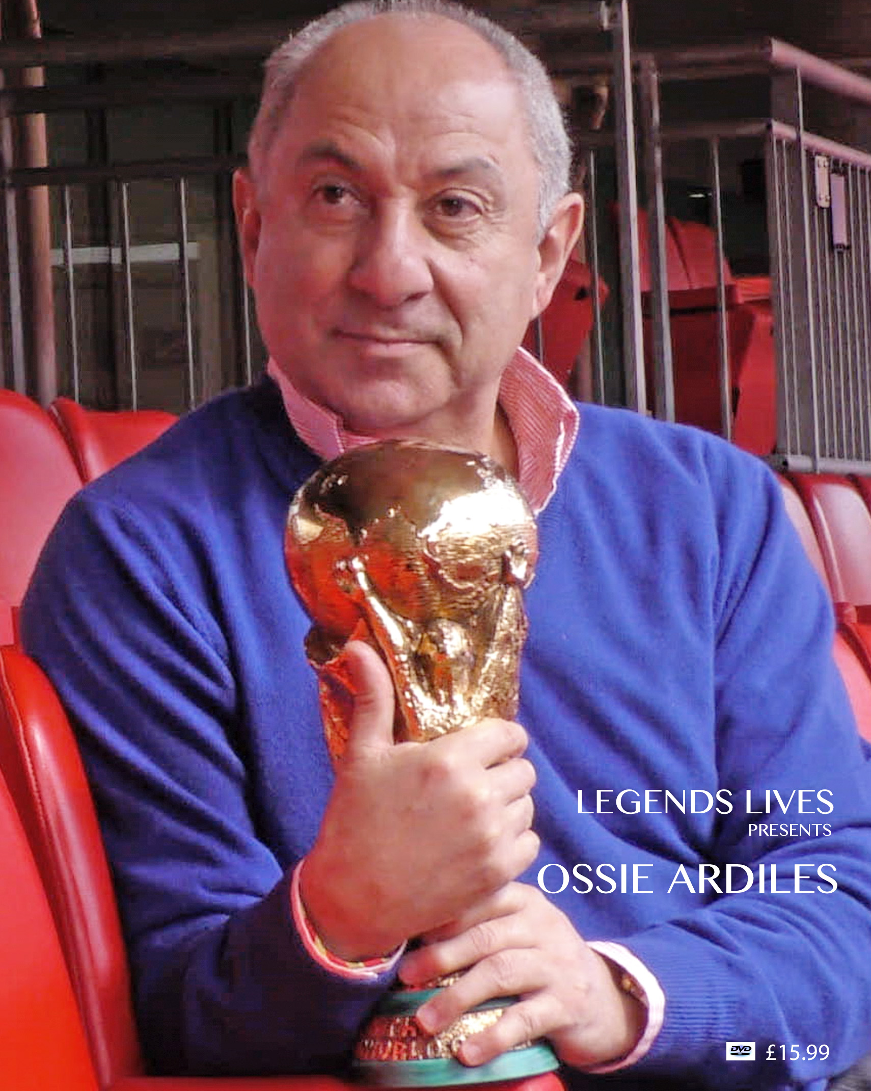 Ossie Ardiles Limited Edition DVD