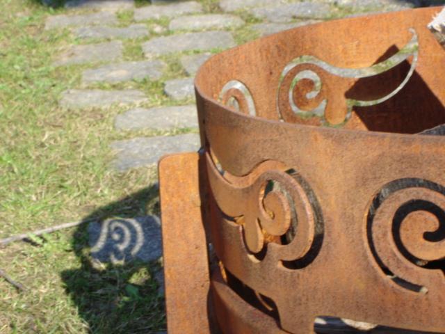 Feuerschale Durchmesser 75 cm