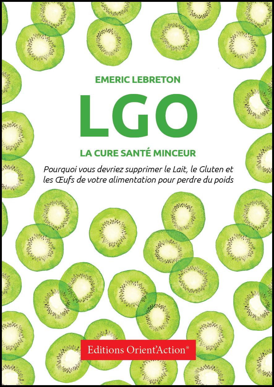 Livre : LGO, cure santé & minceur