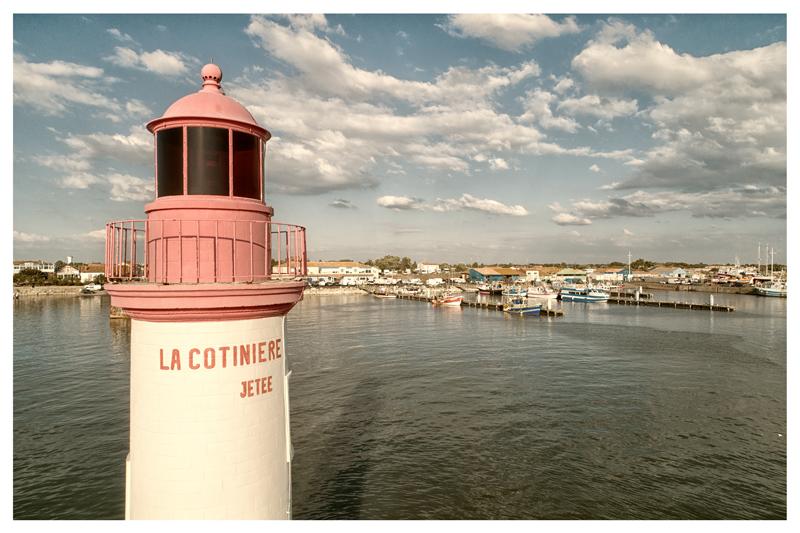 Le phare de La Cotinière