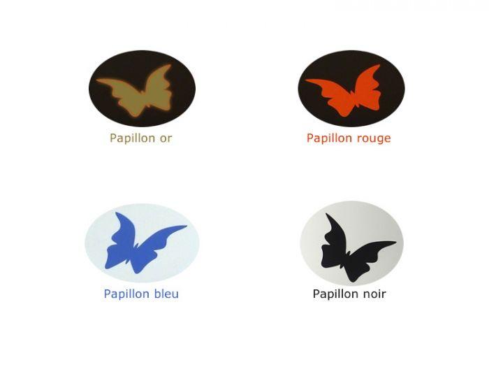 Décor Papillon x1