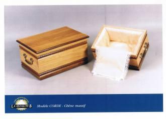 Cercueil Corde