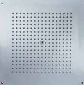 Rociador DREAM CUBE de 470x470 mm.