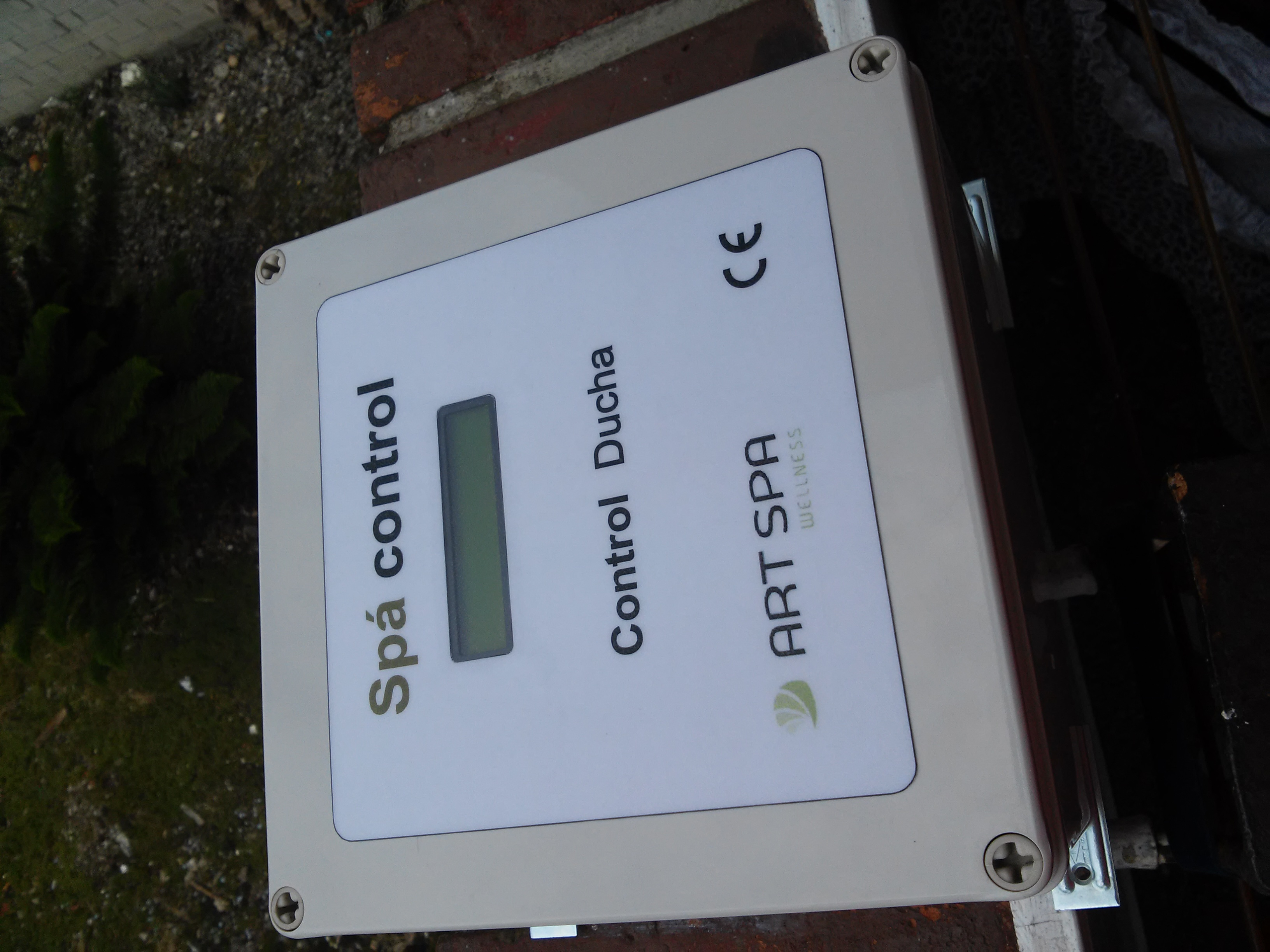 Controlador Sauna