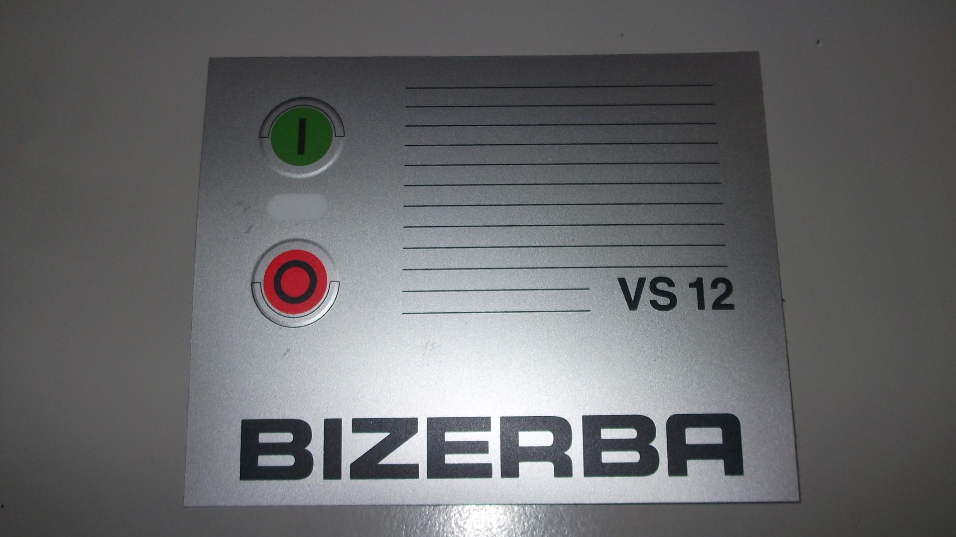 VS12 Schalterfolie