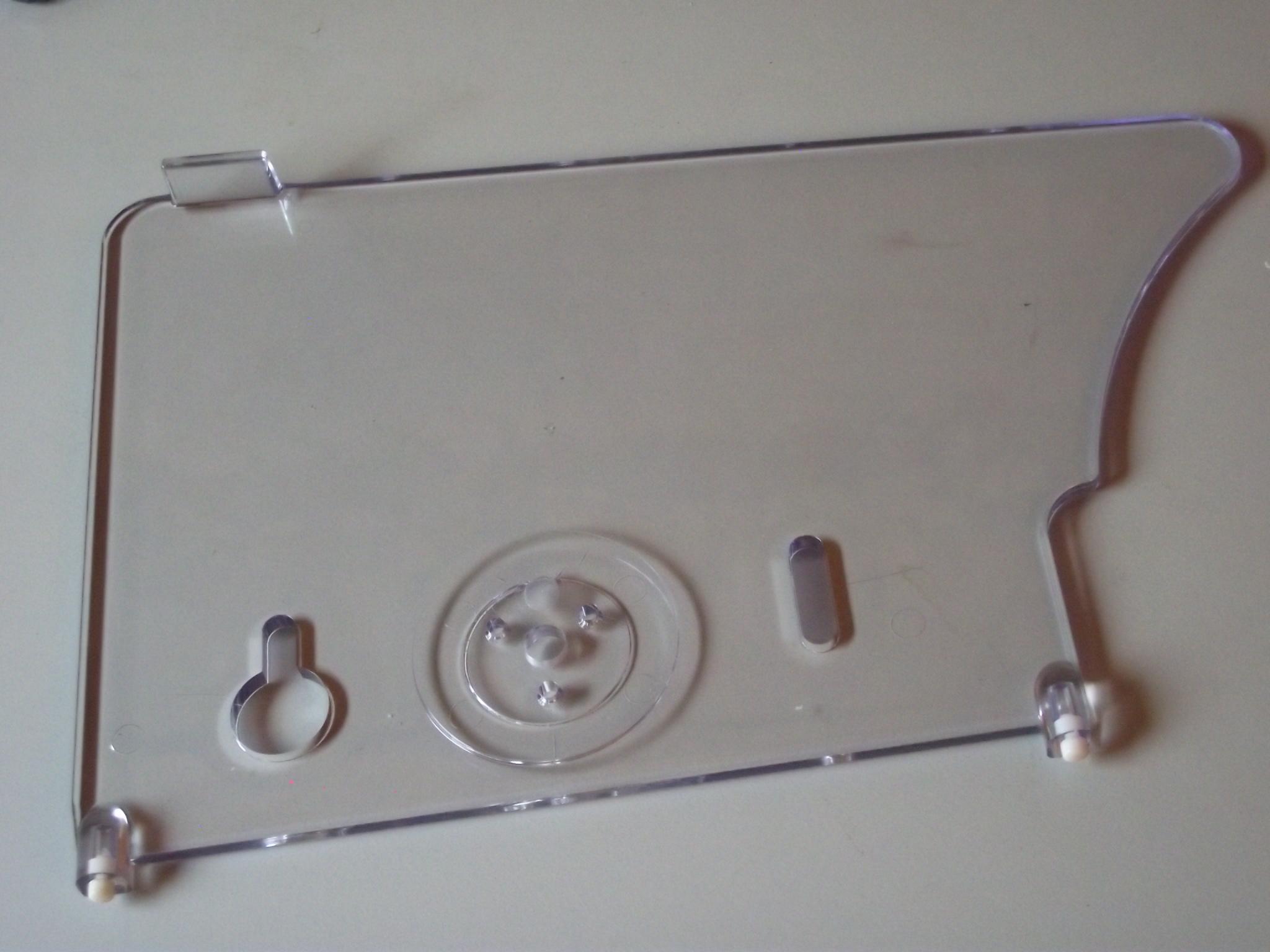 Berkel 834 S Handschutzplatte