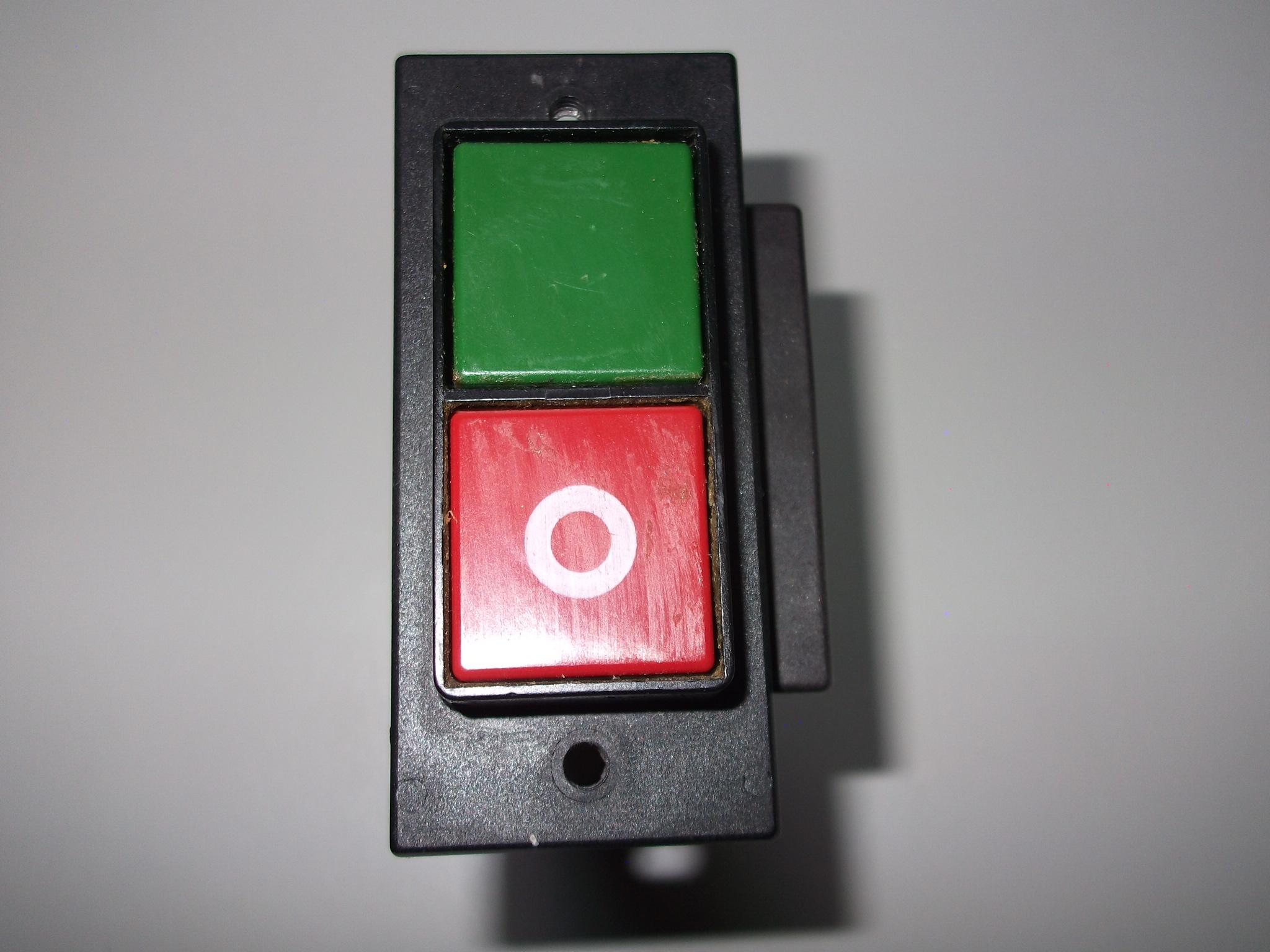 Berkel EIN / Aus Taster 380 V