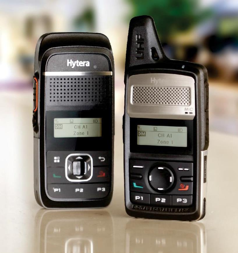 Radio numérique DMR Hytera PD365