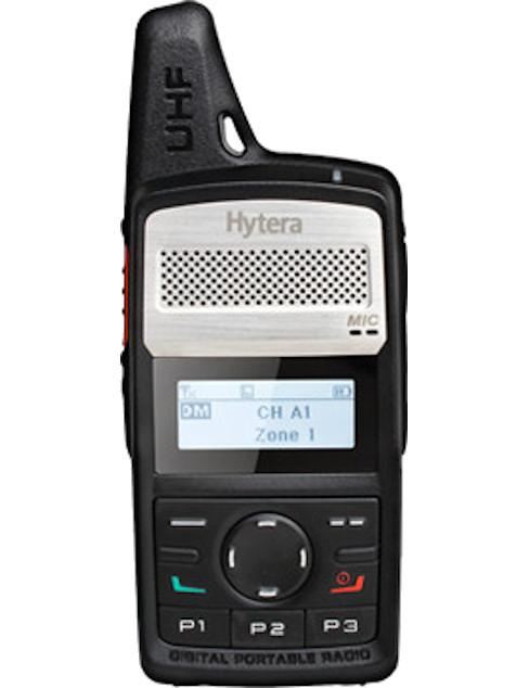 Radio numérique sans licence Hytera PD365LF