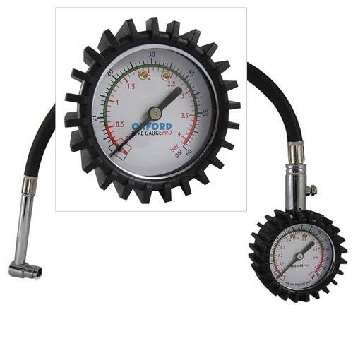 Oxford Tyre Gauge Pro 0-60