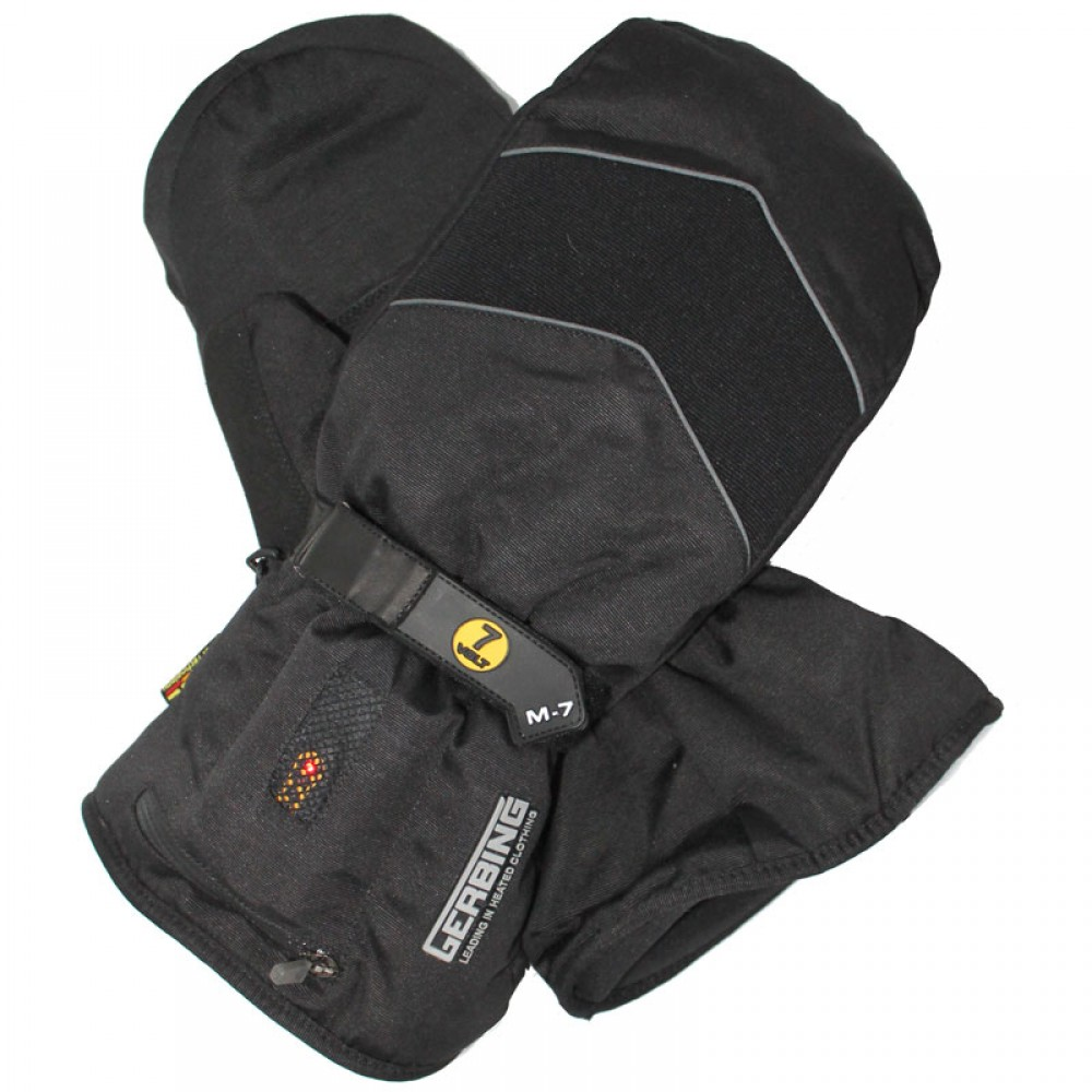 M-7 Battery Operated Heated Mitts