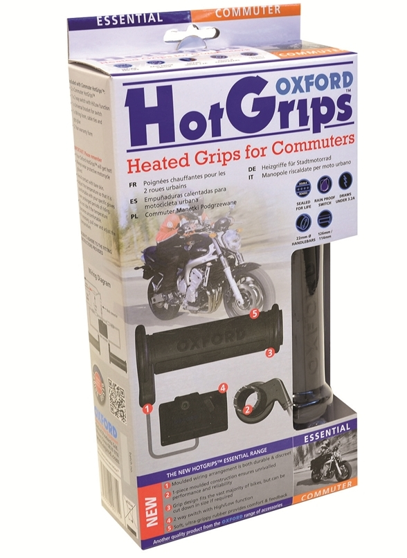 Oxford Hot Grips Commuters