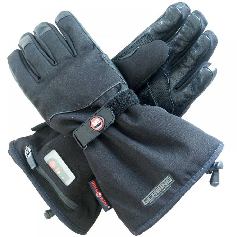 W12 Ladies Heated Gloves (Hybrid Power)