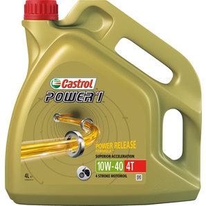 Castrol power 1 4T Power release