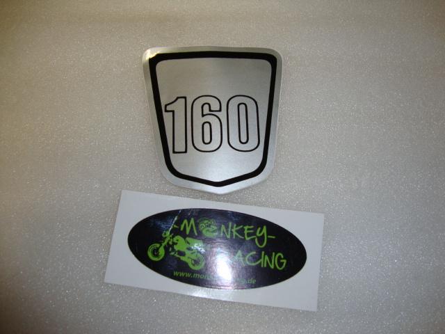 "Dax Emblem Skyteam ""160""  3,50 EUR"