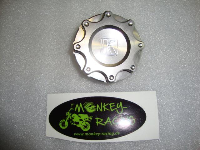Tankdeckel Dax (original Monkey) CNC Kepspeed  19,50 EUR