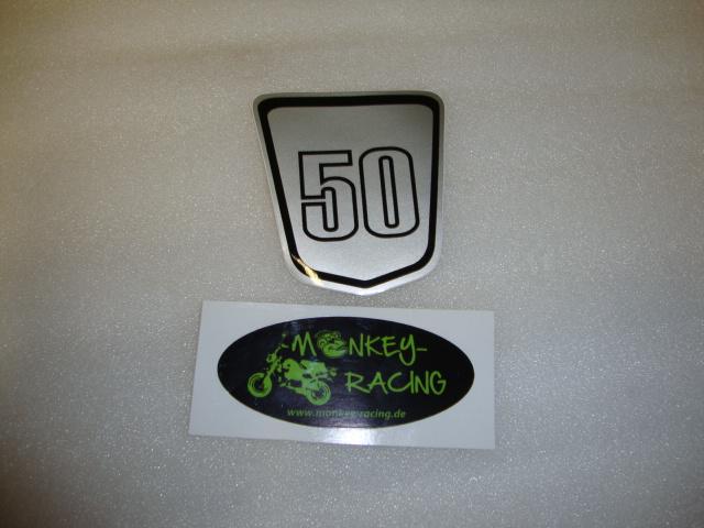"Dax Emblem Skyteam ""50""  3,50 EUR"