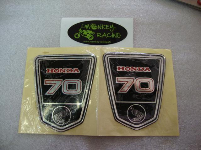 Emblem 70 Set für Dax 6V  17,50 EUR