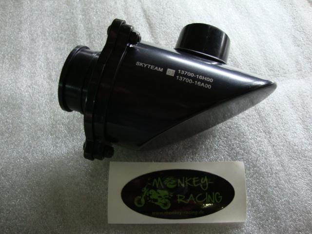 Luftfilter SkyTeam schwarz Euro III  40mm Anschluss  17,50 EUR