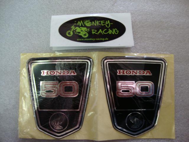 Emblem 50 Set für Dax 6V 17,50 EUR