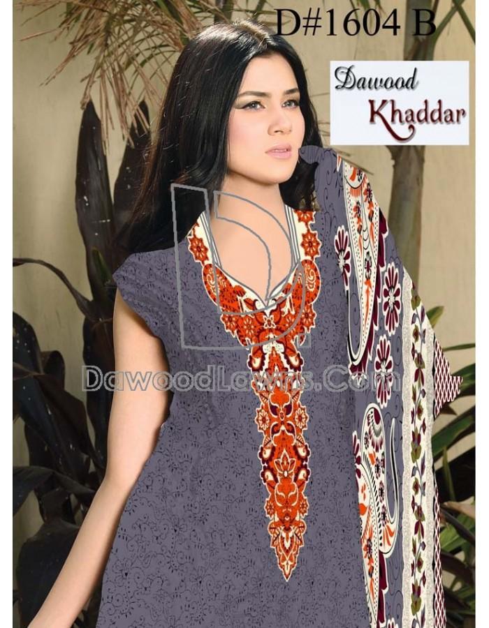 Dawood Khaddar (1604B)