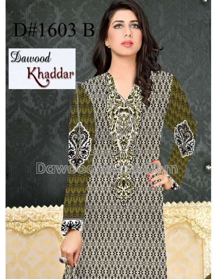 Dawood Khaddar (1603B)