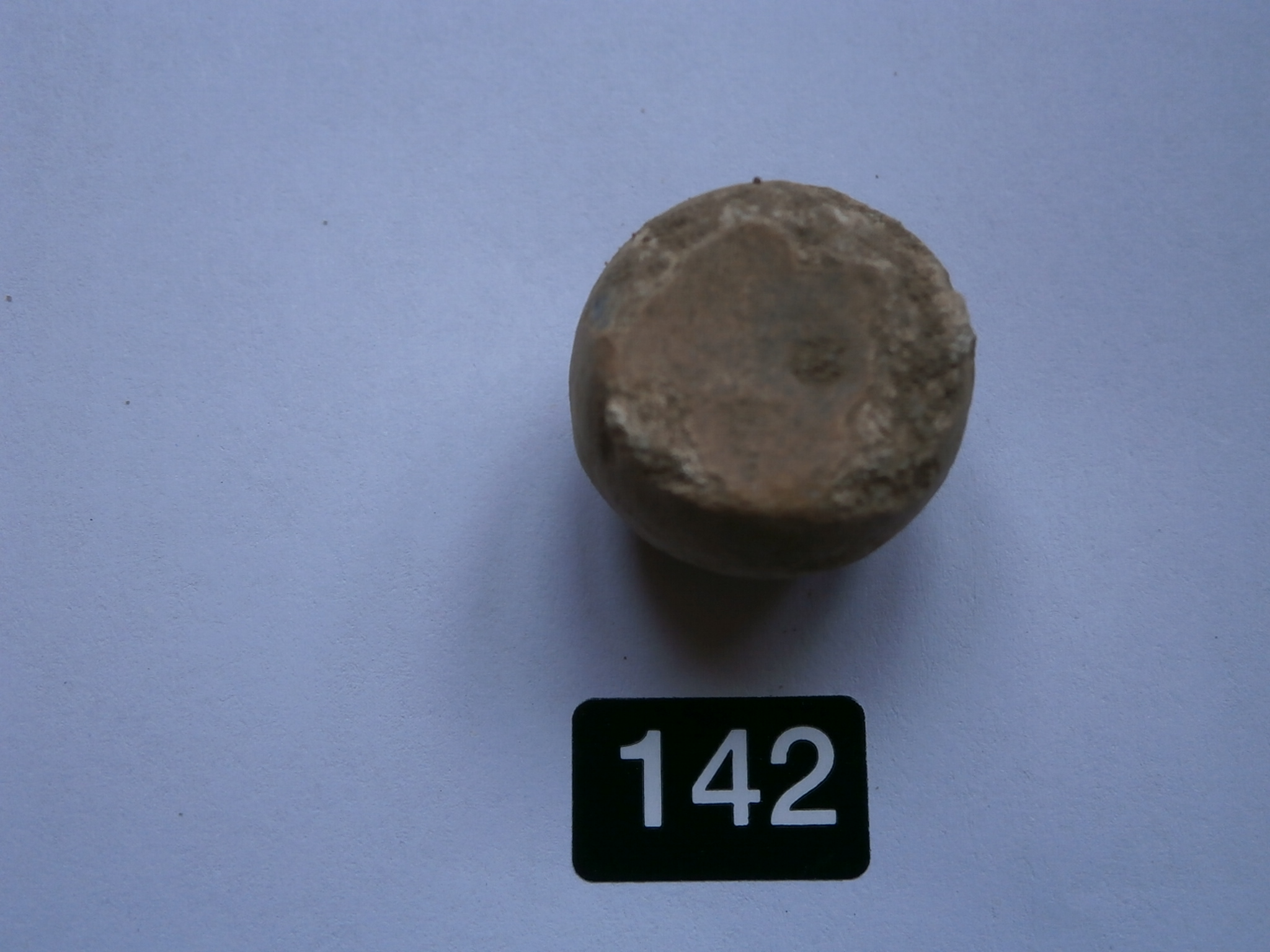 Multi load fired musket ball