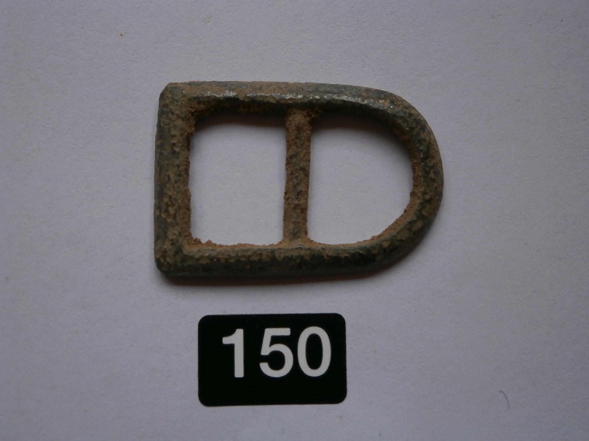 Small buckle